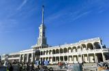 «Больше, чем просто транспортный хаб». В Москве завершается реконструкция Северного речного вокзала