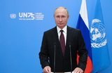 Путин предложил бесплатно предоставить российскую вакцину сотрудникам ООН