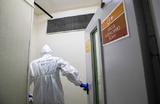 В Москве за сутки выявили 980 новых случаев COVID-19