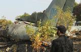 «Все горело». На Украине объявили траур в связи с крушением военного самолета Ан-26