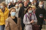 Третий день подряд — более восьми тысяч заразившихся коронавирусом