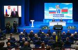 Путин назвал внешнее давление на Белоруссию беспрецедентным