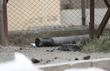 Сразу несколько журналистов попали под обстрел в Нагорном Карабахе