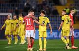 Россия проиграла Швеции со счетом 1:2