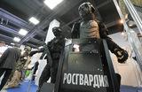 Выставка средств обеспечения безопасности государства «Интерполитех-2020» на ВДНХ.
