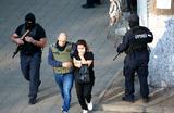 Захвативший заложников в банке Зугдиди скрылся с деньгами