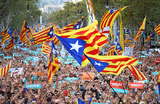 Испанский судья нашел «русский след» в каталонских протестах 2017 года