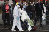 Текслер: смерть пациентов в коронавирусном стационаре Челябинска, предварительно, не связана со взрывом и пожаром