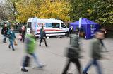 В Москве — последний день вакцинации от гриппа в мобильных пунктах
