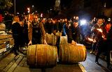 Французские виноделы отказались от массовых гуляний на празднике божоле нуво