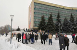 Транспортный коллапс в Новокузнецке перерос в стихийное совещание в мэрии
