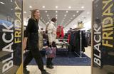 Как российские магазины готовятся к «черной пятнице»