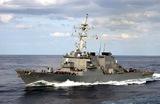 США объяснили, почему их эсминец оказался в водах у Владивостока