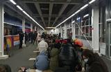 «Народу очень много»: что говорят посетители московских катков и как соблюдаются антиковидные меры