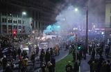 «Мое тело, мое дело». Как прошла очередная акция протеста в Варшаве