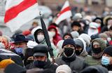 «Марш соседей» в Минске. Теперь силовики применяют спецсредства в микрорайонах столицы