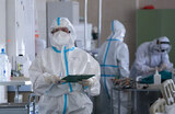 В России второй день подряд рекорд по смертности от коронавируса