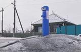 «В лучших традициях киберпанка». В поселке Шушенское неизвестные расстреляли платную водопроводную колонку