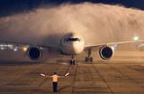 В Бразилию доставили первую партию вакцины AstraZeneca в количестве двух миллионов доз. Самолет с вакцинами на борту в Рио-де-Жанейро.