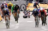 Участники велогонки «Турде Франс».