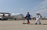 В подмосковном Жуковском открылся Международный авиационно-космический салон МАКС-2021.