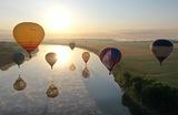 Фестиваль воздухоплавания «Небо России» в Рязанской области.