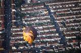Международный фестиваль воздушных шаров в Бристоле. Великобритания.
