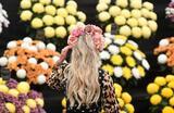 На выставке цветов и ландшафтного дизайна Chelsea Flower Show 2021 в Лондоне.