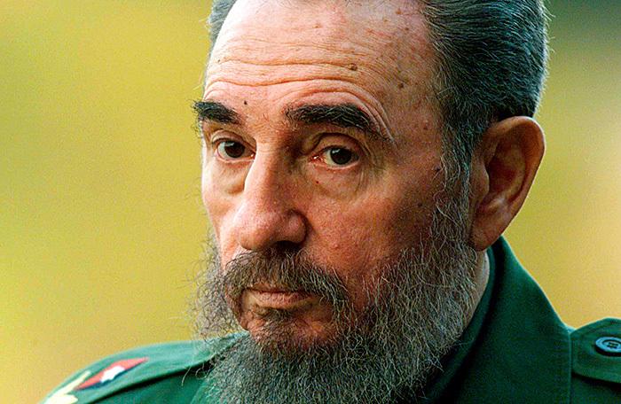НаКубе запретят возводить монументы Фиделю Кастро