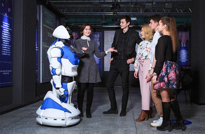 Пермский стартап Promobot реализовал  роботов вСША на $57 млн