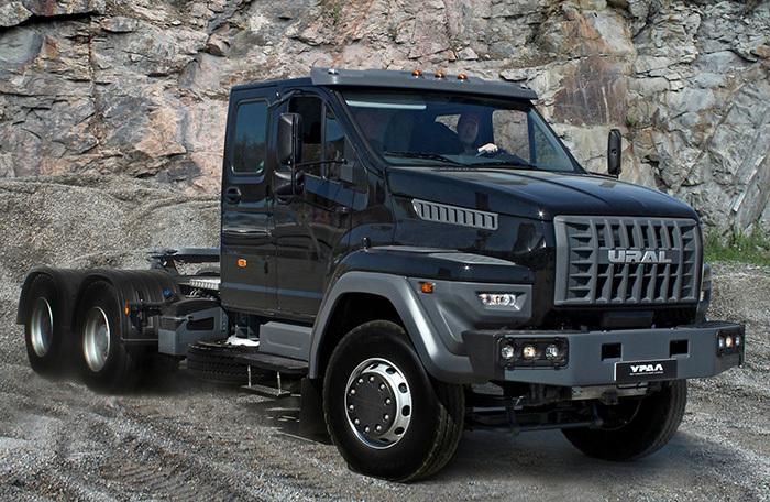 «Урал» начал продажи уличных фургонов Next (есть цены!)